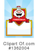 Royalty-Free (RF) Santa Clipart Illustration #1362004