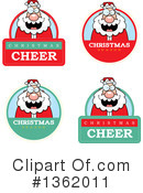 Royalty-Free (RF) Santa Clipart Illustration #1362011