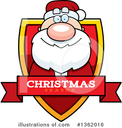 Royalty-Free (RF) Santa Clipart Illustration by Cory Thoman - Stock Sample #1362016