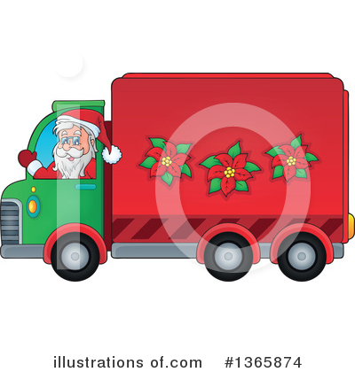 Christmas Clipart #1365874 by visekart