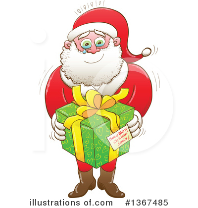 Christmas Clipart #1367485 by Zooco