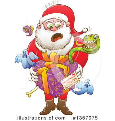 Christmas Clipart #1367975 by Zooco