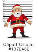 Royalty-Free (RF) Santa Clipart Illustration #1372482