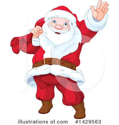 Santa Clipart #1429563 by Pushkin