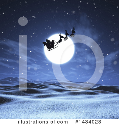 Christmas Clipart #1434028 by KJ Pargeter