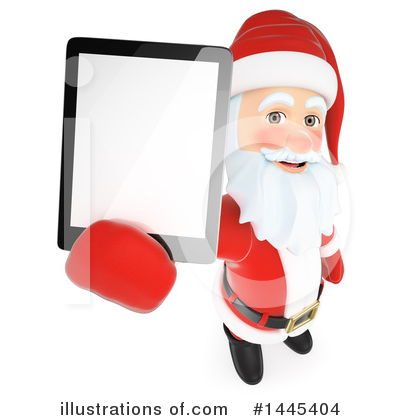 Tablet Computer Clipart #1445404 by Texelart