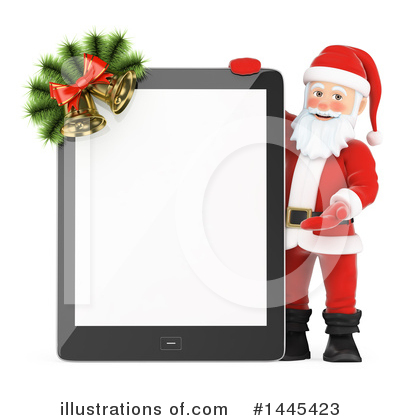 Tablet Computer Clipart #1445423 by Texelart