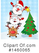 Royalty-Free (RF) Santa Clipart Illustration #1460065
