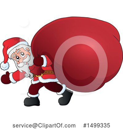 Christmas Clipart #1499335 by visekart