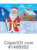 Royalty-Free (RF) Santa Clipart Illustration #1499352