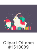 Santa Clipart #1513009 by BNP Design Studio