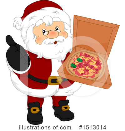 Pizza Delivery Clipart #1513014 by BNP Design Studio