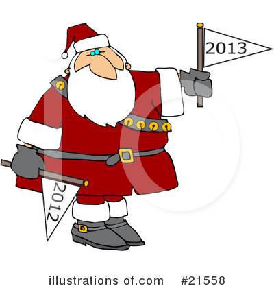 New Year Clipart #21558 by djart