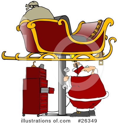 Christmas Clipart #26349 by djart