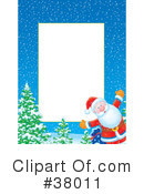 Santa Clipart #38011 by Alex Bannykh