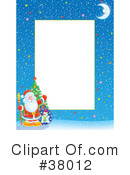 Santa Clipart #38012 by Alex Bannykh