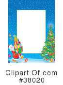 Santa Clipart #38020 by Alex Bannykh