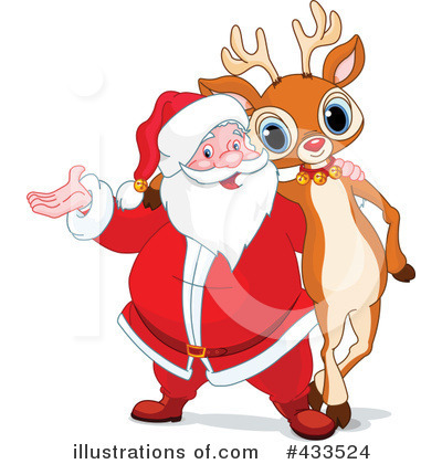 Rudolph Clipart #433524 by Pushkin