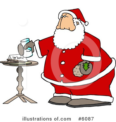 Christmas Clipart #6087 by djart