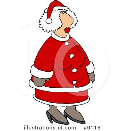 Christmas Clipart #6118 by djart