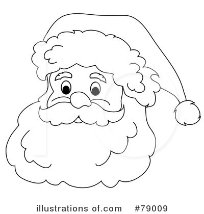 Santa Clipart #79009 by Pams Clipart