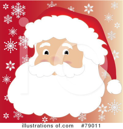 Santa Clipart #79011 by Pams Clipart