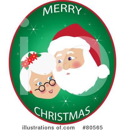 Santa Clipart #80565 by Pams Clipart