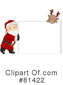 Santa Clipart #81422 by BNP Design Studio