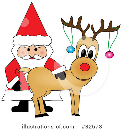 Santa Clipart #82573 by Pams Clipart