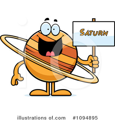 Planet Saturn Clipart More clip art illustrations of