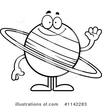 saturn planet coloring page  page 3