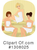 Sauna Clipart #1308025 by BNP Design Studio