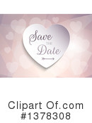 Save The Date Clipart #1378308