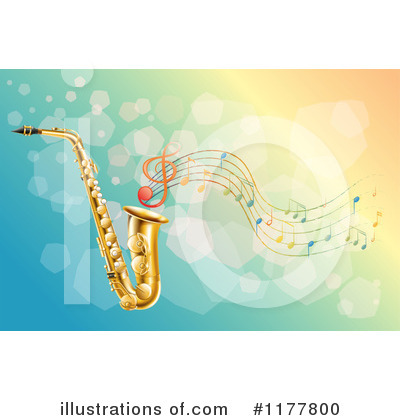 Music Clipart #1177800 by Graphics RF