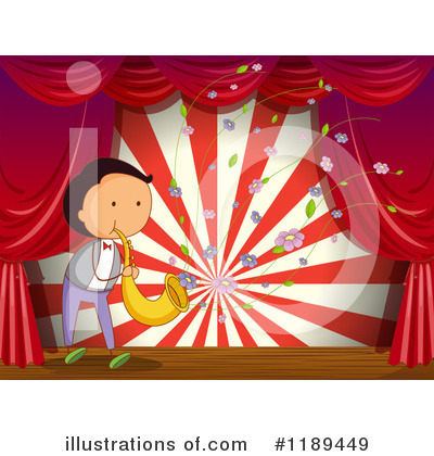 Concert Clipart #1189449 by Graphics RF
