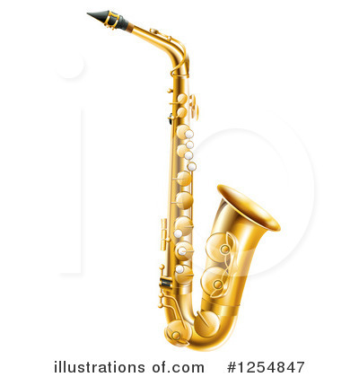 Music Clipart #1254847 by Graphics RF