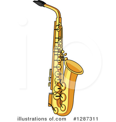 Music Clipart #1287311 by Vector Tradition SM