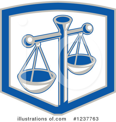 Justice Clipart #1237763 by patrimonio