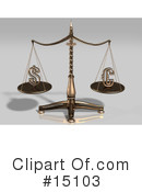 Scales Clipart #15103