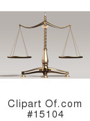Scales Clipart #15104