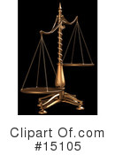 Scales Clipart #15105
