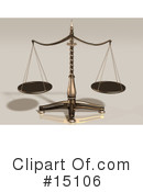 Scales Clipart #15106