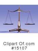 Scales Clipart #15107