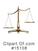 Scales Clipart #15108
