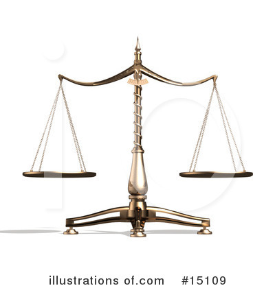 Royalty-Free (RF) Scales Clipart Illustration by Anastasiya Maksymenko - Stock Sample #15109