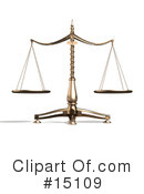 Scales Clipart #15109