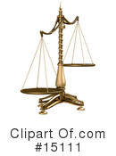 Scales Clipart #15111