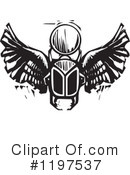 Scarab Clipart #1197537