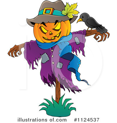 Halloween Clipart #1124537 by visekart