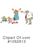Scared Clipart #1062813 by djart